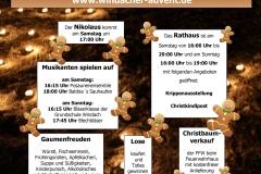 WindacherAdvent2018_Plakat